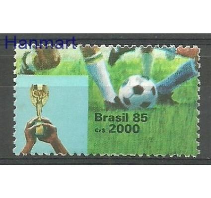 Znaczek Brazylia 1985 Mi 2129 Czyste **