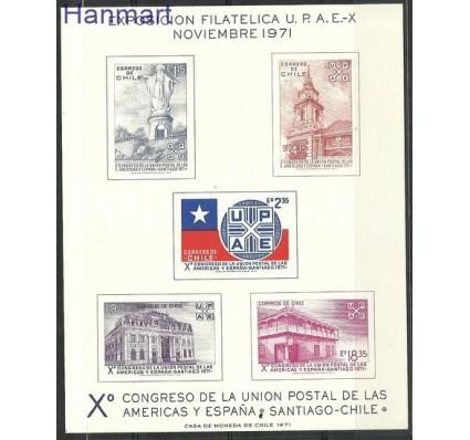 Znaczek Chile 1971 Mi gedbl 760-764B Czyste **