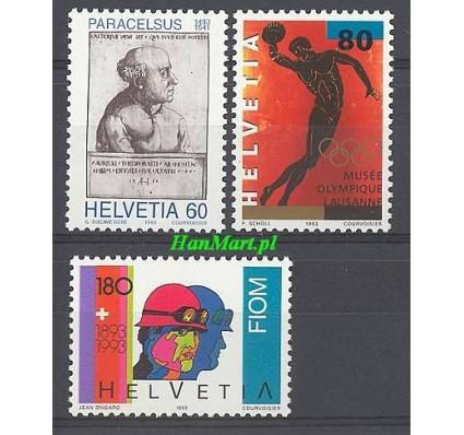 Znaczek Szwajcaria 1993 Mi 1493-1495 Czyste **