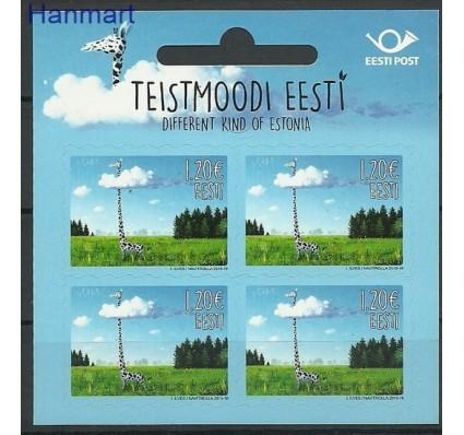 Znaczek Estonia 2015 Mi fol 829 Czyste **