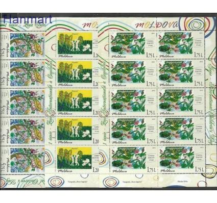 Znaczek Mołdawia 2015 Mi ark 908-910 Czyste **