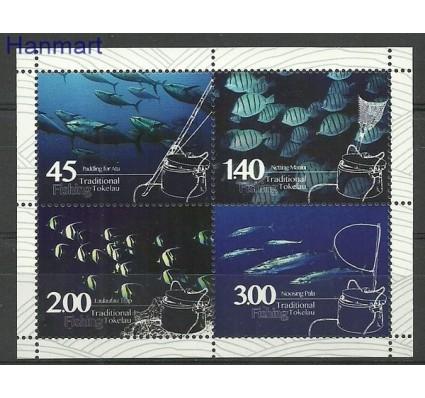 Znaczek Tokelau 2015 Mi bl 57 Czyste **
