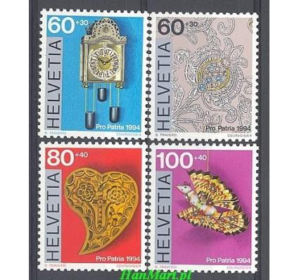 Znaczek Szwajcaria 1994 Mi 1527-1530 Czyste **