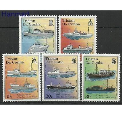 Znaczek Tristan da Cunha 1998 Mi 628-632 Czyste **