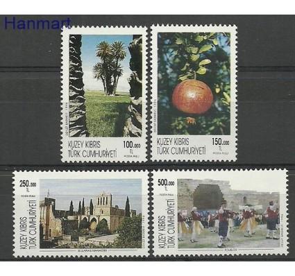 Znaczek Cypr Północny 1996 Mi 424-427 Czyste **