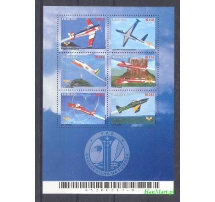 Znaczek Brazylia 2002 Mi ark 3231-3236 Czyste **
