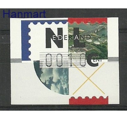 Znaczek Holandia 1996 Mi aut 2 Czyste **
