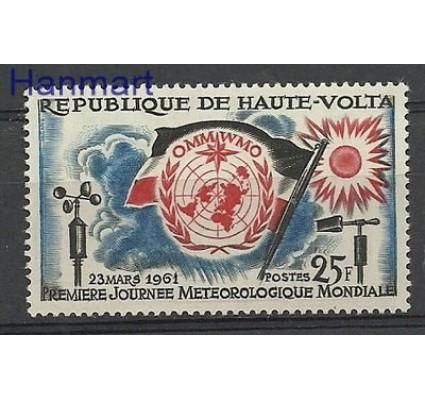 Znaczek Burkina Faso 1961 Mi 96 Czyste **
