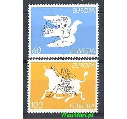 Znaczek Szwajcaria 1995 Mi 1552-1553 Czyste **