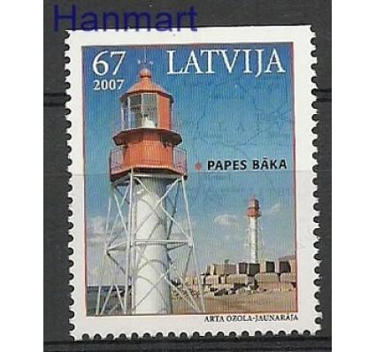 Znaczek Łotwa 2007 Mi 699Do Czyste **