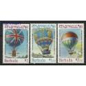Barbuda 1983 Mi 659-661 Czyste **