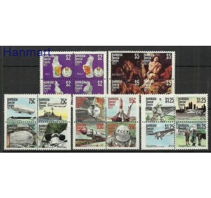 Znaczek Barbuda 1977 Mi 352-371 Czyste **