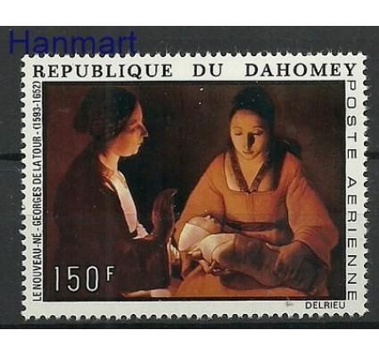 Znaczek Dahomej 1972 Mi 504 Czyste **