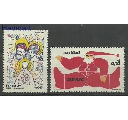 Znaczek Urugwaj 1977 Mi 1473-1474 Czyste **