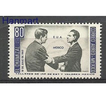 Znaczek Meksyk 1964 Mi 1168 Czyste **
