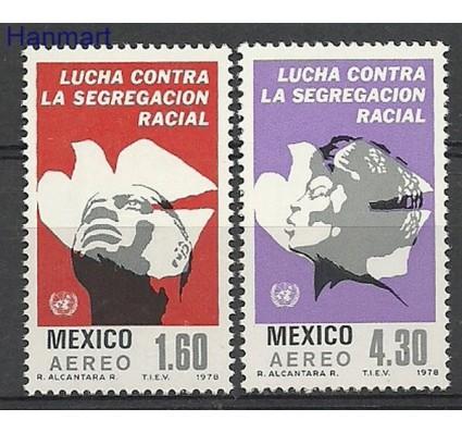 Znaczek Meksyk 1978 Mi 1607-1608 Czyste **