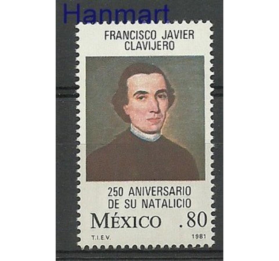 Meksyk 1981 Mi 1757 Czyste **