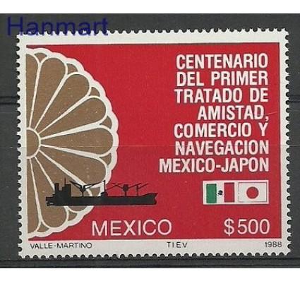 Znaczek Meksyk 1988 Mi 2089 Czyste **