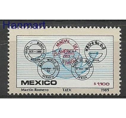 Znaczek Meksyk 1989 Mi 2143 Czyste **