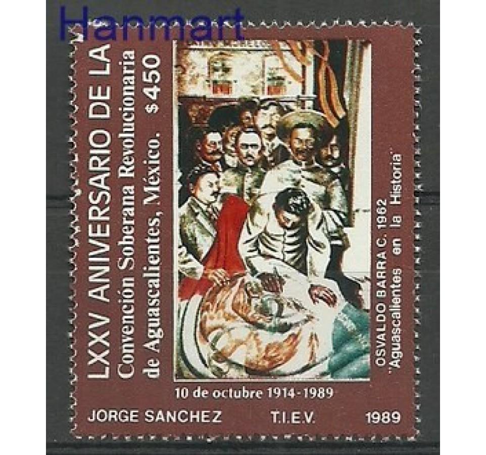 Meksyk 1989 Mi 2144 Czyste **
