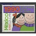 Meksyk 1990 Mi 2158 Czyste **