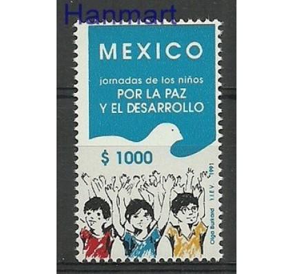Znaczek Meksyk 1991 Mi 2211 Czyste **