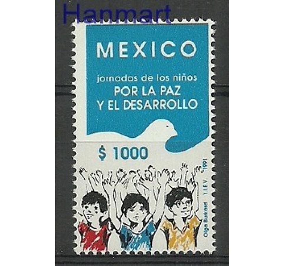 Meksyk 1991 Mi 2211 Czyste **