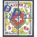 Szwajcaria 2000 Mi 1722-1725 Czyste **