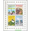 Szwajcaria 1987 Mi bl 25 Czyste **