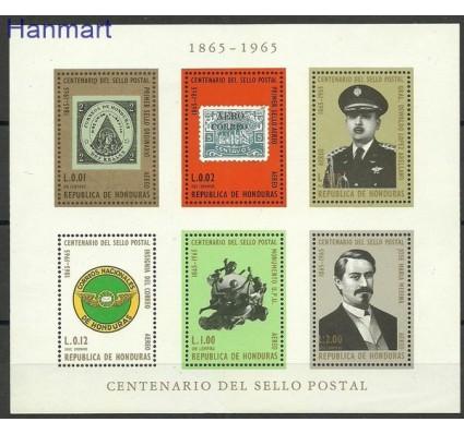 Znaczek Honduras 1966 Czyste **