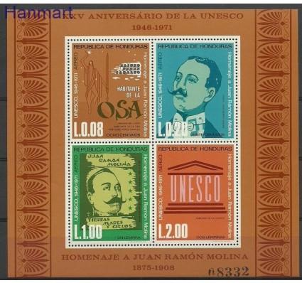 Znaczek Honduras 1973 Mi bl 24 Czyste **