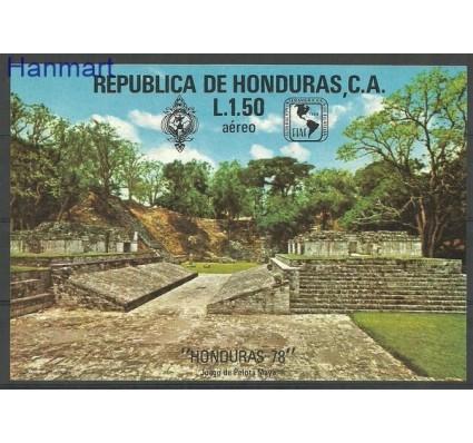 Znaczek Honduras 1978 Mi bl 29 Czyste **