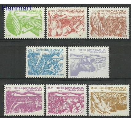 Znaczek Nikaragua 1983 Mi 2449-2456 Czyste **