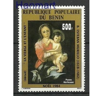 Znaczek Benin 1984 Mi 379 Czyste **