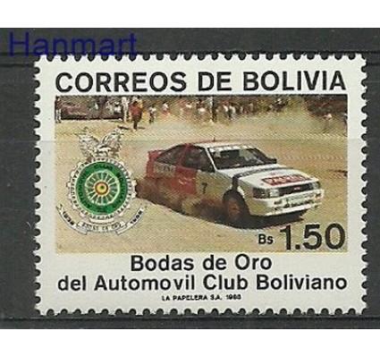 Znaczek Boliwia 1988 Mi 1093 Czyste **