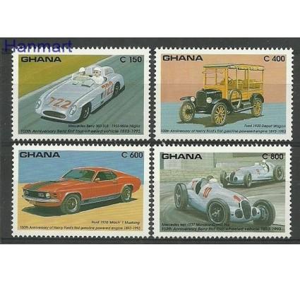 Znaczek Ghana 1993 Mi 1816-1819 Czyste **