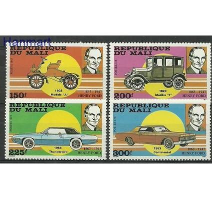 Znaczek Mali 1987 Mi 1089-1092 Czyste **