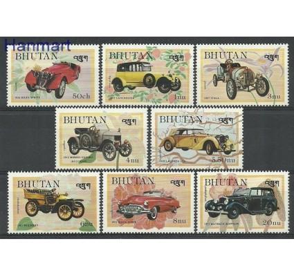 Znaczek Bhutan 1984 Mi 864-871 Czyste **