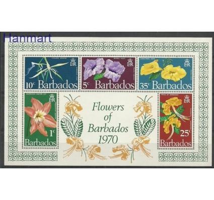 Znaczek Barbados 1970 Mi bl3B Czyste **