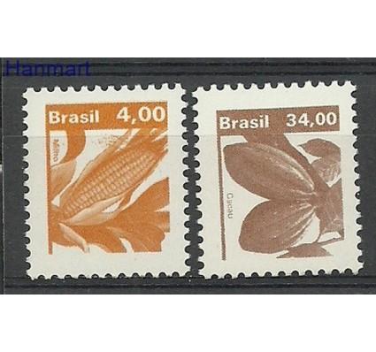 Znaczek Brazylia 1980 Mi 1757-1758 Czyste **