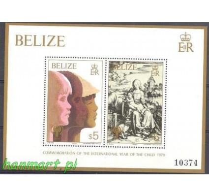 Znaczek Belize 1980 Mi bl 16 Czyste **