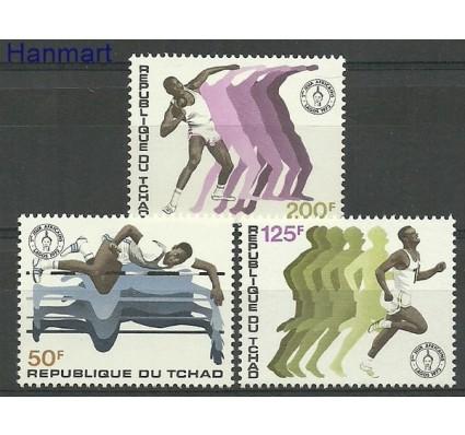 Znaczek Czad 1973 Mi 650-652 Czyste **