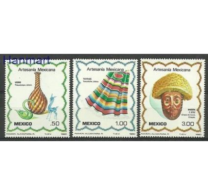 Znaczek Meksyk 1980 Mi 1733-1735 Czyste **