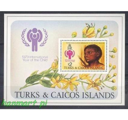 Znaczek Turks i Caicos 1979 Mi bl 15 Czyste **