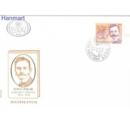 Znaczek Jugosławia 1976 Mi 1637 FDC
