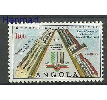 Znaczek Angola 1966 Mi 537 Czyste **