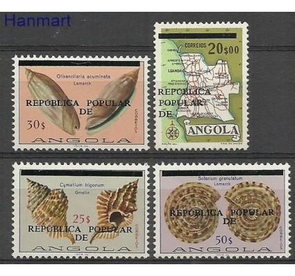 Znaczek Angola 1977 Mi 618-621 Czyste **