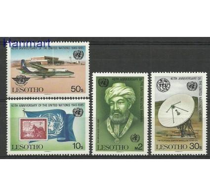 Znaczek Lesotho 1985 Mi 536-539 Czyste **