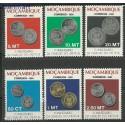 Mozambik 1981 Mi 822-827 Czyste **