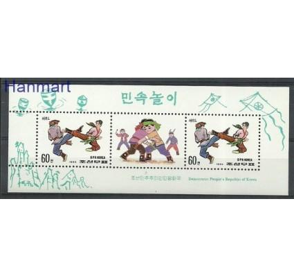 Znaczek Korea Północna 1995 Mi ark 3734 Czyste **